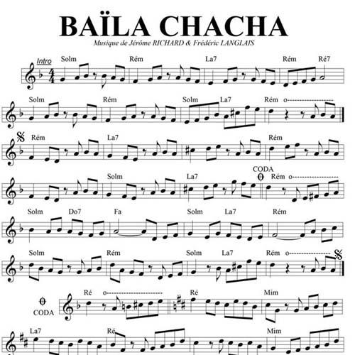 Baila Chacha