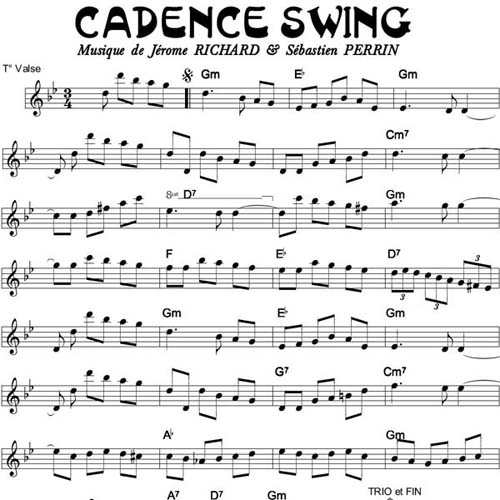 Cadence Swing