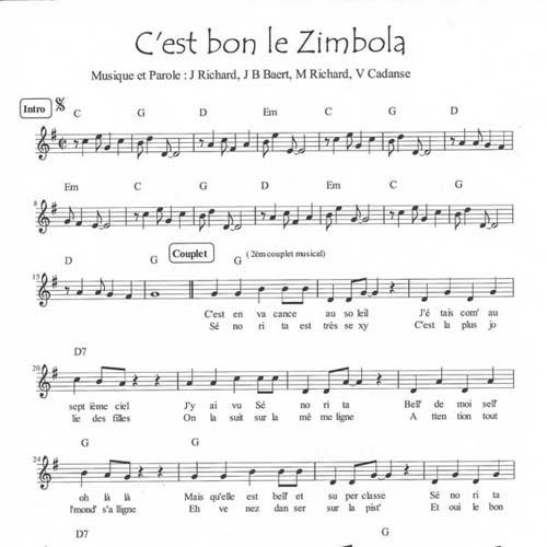C'est Bon Le Zimbola