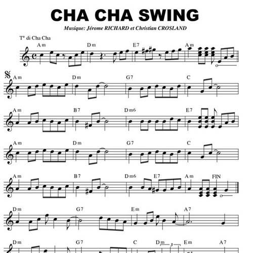 Cha Cha Swing