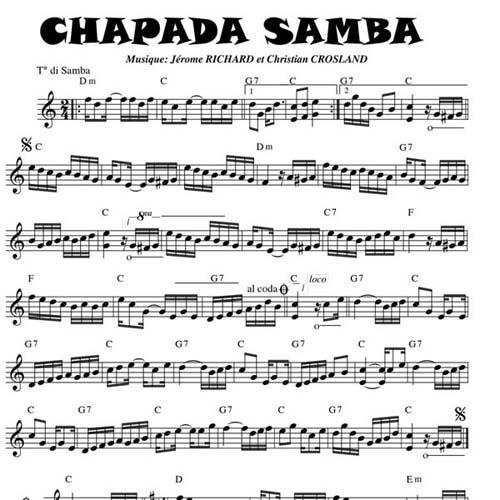 Chapada Samba