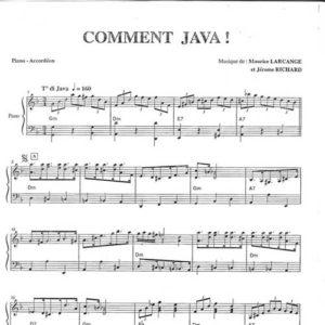 Comment Java