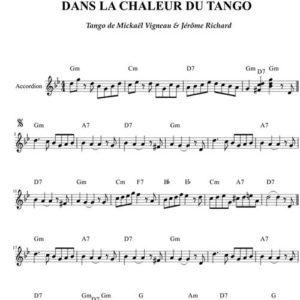Dans La Chaleur Du Tango