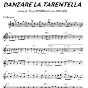 Danzare La Tarentella