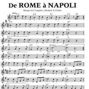 De Rome À Napoli