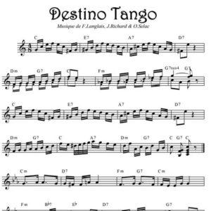 Destino Tango