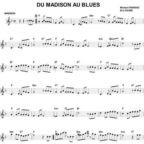 Du Madison Au Blues
