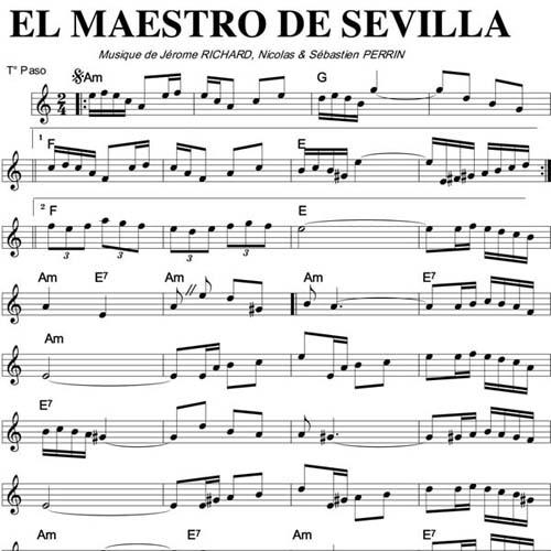 El Maestro De Sevilla