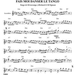 Fais Moi Danser Le Tango