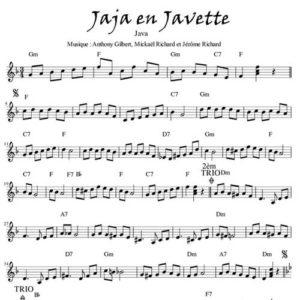 Jaja En Javette