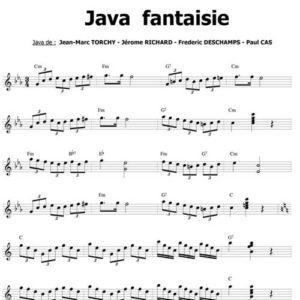 Java Fantaisie