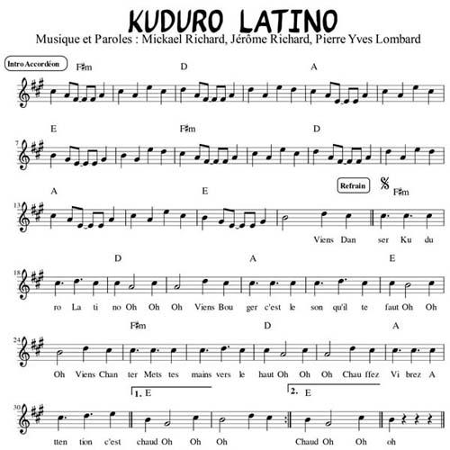 Kuduro Latino