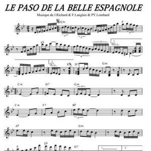 Le Paso De La Belle Espagnole