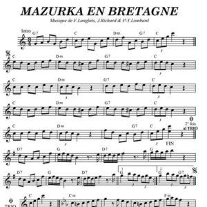 Mazurka En Bretagne