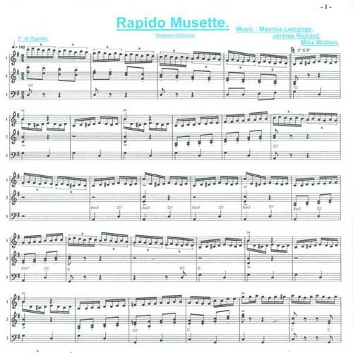 Rapido Musette