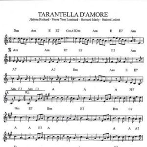 Tarantella D'amore