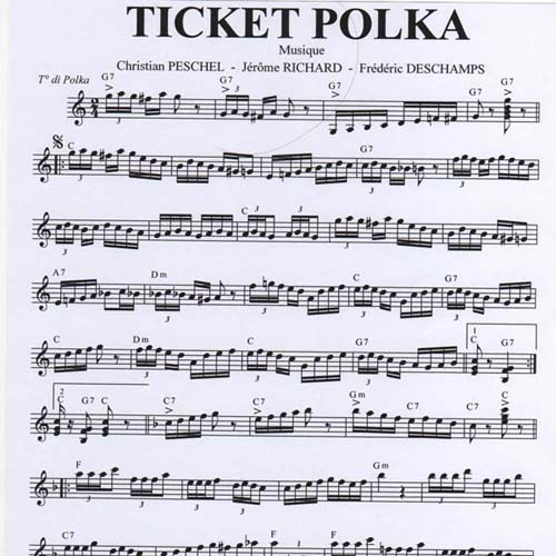 Ticket Polka