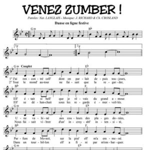Venez Zumber