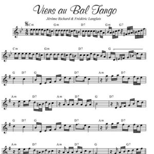 Viens Au Bal Tango